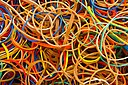 Rubber bands - Colors - Studio photo 2011.jpg