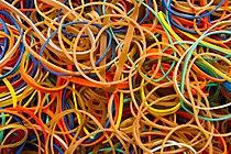 Rubber bands - Colors - Studio photo 2011.jpg