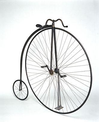 Daniel Rudge - Image: Rudge Ordinary Bicycle Rev