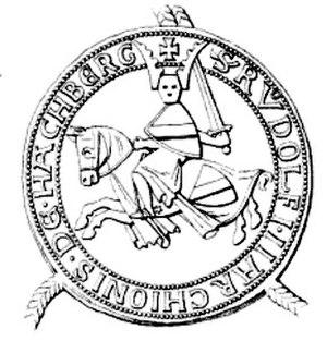 Rudolf I, Margrave of Hachberg-Sausenberg - Rudolf I, Margrave of Hachberg-Sausenberg