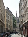 Rue Gentil, Lyon, France. - panoramio.jpg