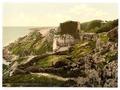 Rufus Castle, II., Portland, England-LCCN2002708059.tif