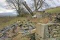 Ruin, Near Hazelhurst - geograph.org.uk - 1177044.jpg