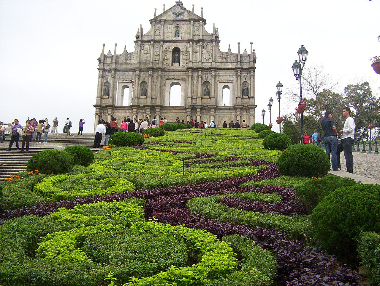 Macau Wikipedia Indonesia