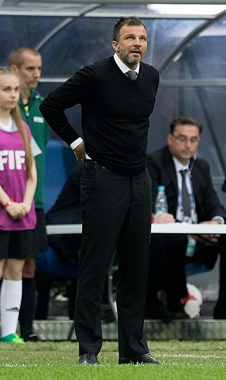 Anthony Hudson (football manager) - Hudson as manager of New Zealand in 2017