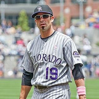 Ryan Spilborghs American baseball player