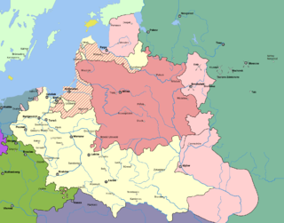Polish–Muscovite War (1605–1618) 1605–1618 sequence of military conflicts and eastward invasions