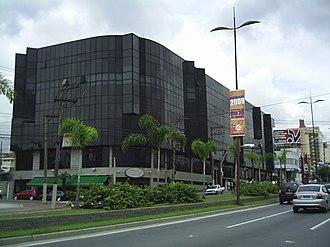 São Caetano do Sul - Commercial building at the Goiás avenue.