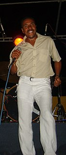 Val Xalino Cape Verdean singer and music producer