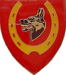 SADF 12 SAI emblem