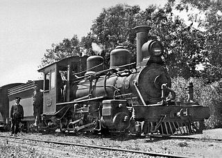 South African Class NG9 4-6-0 class of 6 South African narrow-gauge locomotives