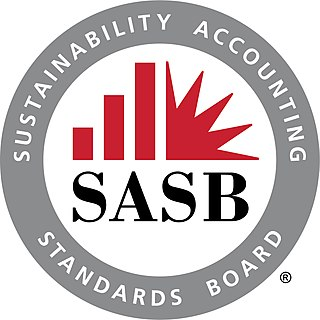 Sustainability Accounting Standards Board Non-profit accounting standards organization