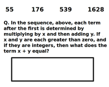 SAT Grid-in mathematics question.png
