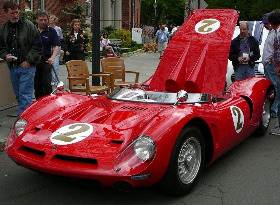 SC06 1967 Bizzarrini P538
