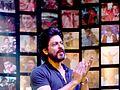 SRK at Fan trailer launch.jpg