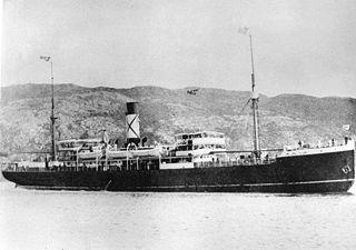 SS <i>Florizel</i> ship