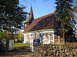 Geesthacht - Church in Geesthacht