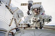STS-113 Herrington EVA