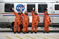 STS 135 crew wave farewell before the launch.jpg