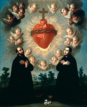 Feast of the Sacred Heart - Image: Sacred Heart 1770