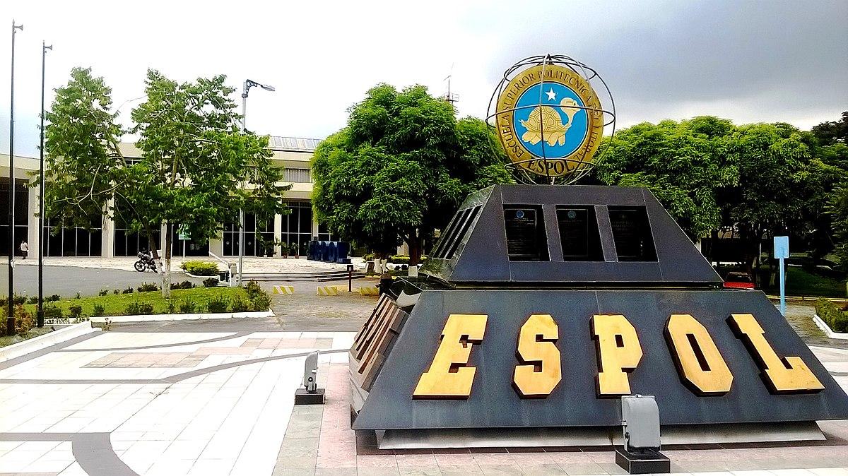 Image result for images for Escuela Superior Politécnica del Litoral