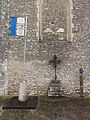 Saint-Claude-de-Diray (Loir-et-Cher) Via Turonensis, croix, Unesco.JPG