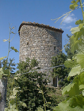 Moulin à Saint-Julien-d'Eymet.