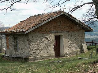 Iliya Village in Kyustendil Province, Bulgaria
