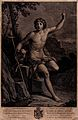 Saint John the Baptist. Engraving by P.P. Molés, 1770, after Wellcome V0033495.jpg