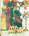 Saint John the Evangelist and the monastery of Saint Gallen.jpg