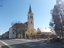 Saint Nicholas Church, Žalec 08.JPG