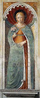 Saint Fina Italian christian