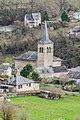 Saints Stephen ans Blaise church in Le Monastere 02.jpg