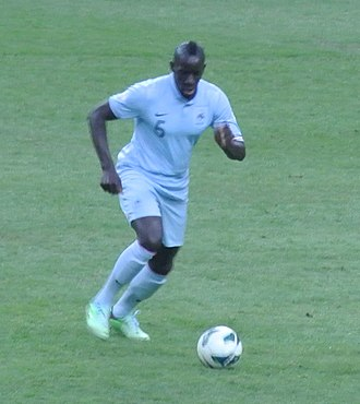 Mamadou Sakho - Sakho playing for France in 2013.