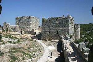 Citadel of Salah Ed-Din - Image: Saladinsburg 22