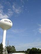 Salina watertower 2006