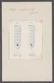 Salpa cordiformis - - Print - Iconographia Zoologica - Special Collections University of Amsterdam - UBAINV0274 092 08 0037.tif