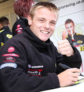Sam Lowes British motorcycle racer