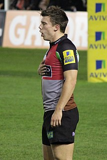 Sam Smith (rugby union) Rugby player