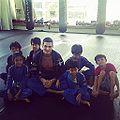 Samir Mrabet kids class.jpg