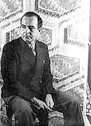 Samuel Barber, photographed by Carl Van Vechten, 1944