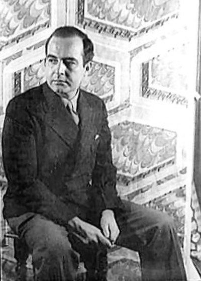 Picture of a band or musician: Samuel Barber