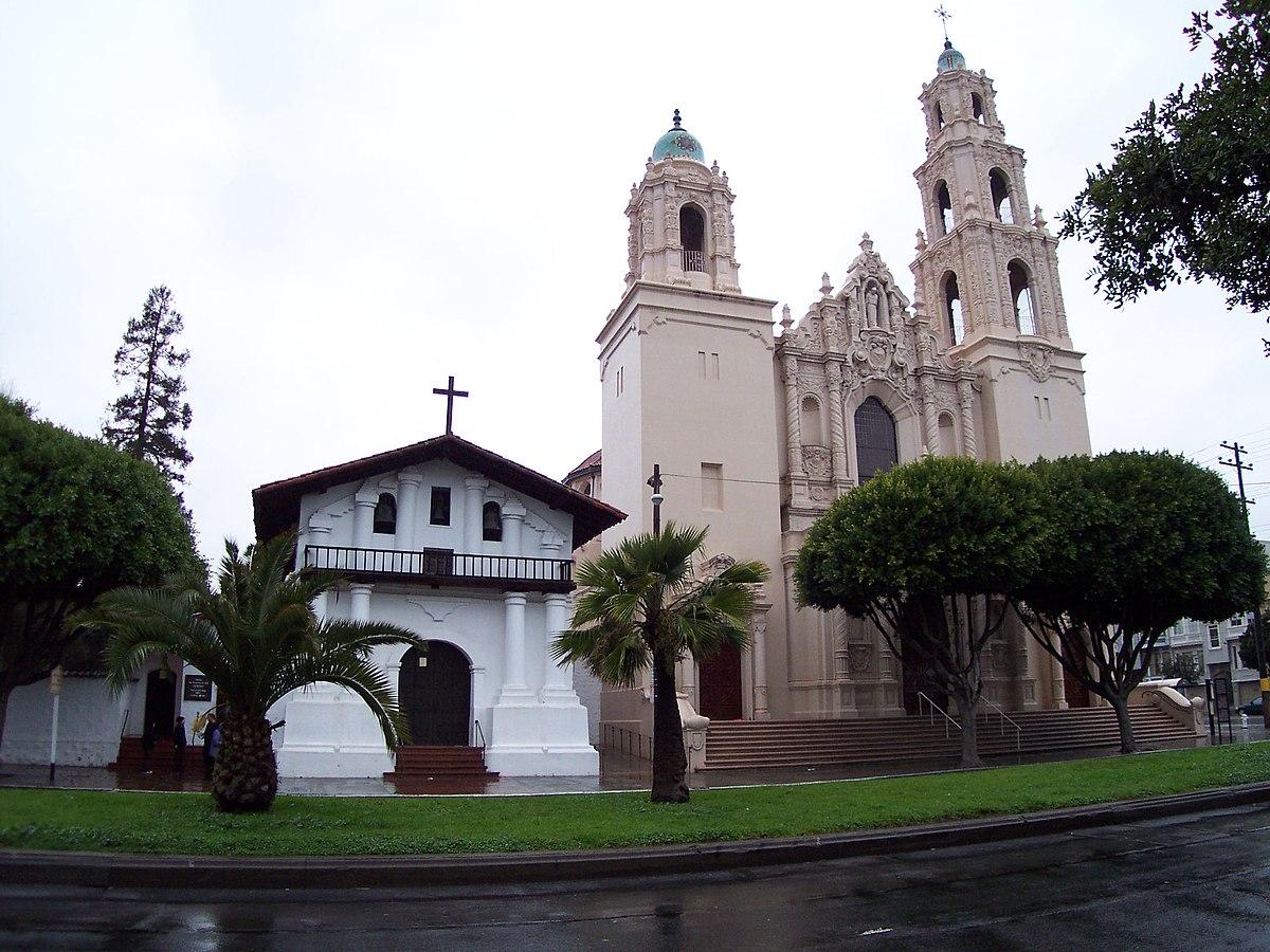 Mission San Francisco de Asís - Wikipedia