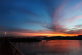 San juanico bridge at sunset 1.png