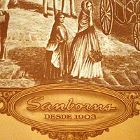 for Sanborns historia