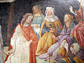 Sandro botticelli, ciclo di villa lemmi, venere presenta un giovane alle sette arti liberali, 1483-85 ca. 03.JPG