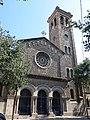Sant Francesc d'Assís, c. Ramon Turró.JPG