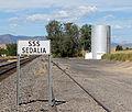 Santa Fe Railway Water Tank.JPG