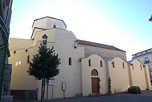 Aversa - Santa Maria a Piazza Church