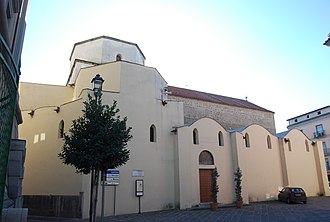 Aversa - Santa Maria a Piazza Church